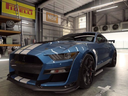 Ford Shelby GT500 4
