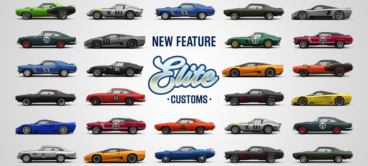 цср рейсинг 2 элит кастомс csr2 elite customs