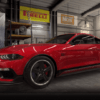 Ford 2021 Mustang Mach 1 13