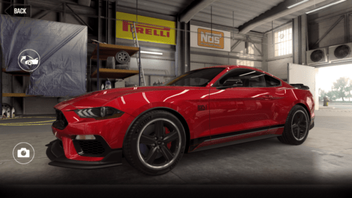 Ford 2021 Mustang Mach 1 7